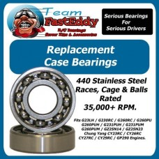 Team FastEddy Replacement RC/CY Engine Bearing Set