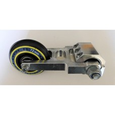 Wheelie bar with suspension for 2WD + 4WD models