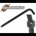 Bondhus ProHold® Ballpoint Metric L-wrench 7-pce. Set