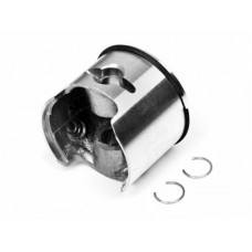 HPI 15436 - PISTON SET (0.7mm PISTON RING/23cc)