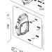 HPI 15433 - Fan Cover Hardware (SK)