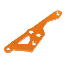 HPI 87490 ENGINE MOUNT BRACE (RIGHT/ORANGE)