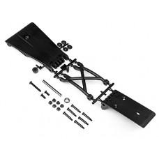 HPI 85421 BUMPER SKID PLATE SET