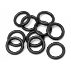 Hpi 75077 O-RING 4x1mm (BLACK/1pc) Diff screw cap O-ring