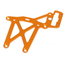 HPI 87483 - REAR UPPER PLATE (ORANGE)