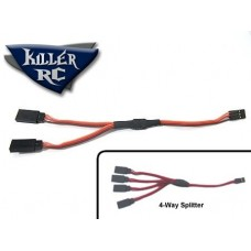 Killer RC Splitter Cable - 2 way or 4 way