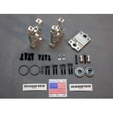 Modified RC CENTER DIFF MOUNT SET FOR LOSI 5IVE-T