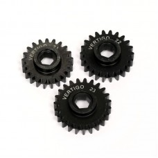 Vertigo - Replacement Pinion for Vertigo Hex Drive Clutch Bell (HPI Baja/Losi DBXL/RCMK XCR-1000)