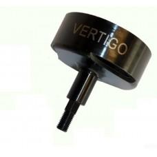 Vertigo - V2 Vented Clutch Bell for use w/VP Pinion for HPI Baja - gt191