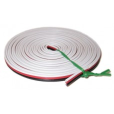Deluxe Servo Wire 22AWG - Futaba Colors (10ft Roll)
