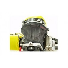 Outerwears Crankcase/Flywheel Cover - Lime Green