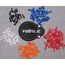 Hostile Racing Spur Gear Cover Pins - ON SALE RRP £3.49 - Reduced to £2.50
