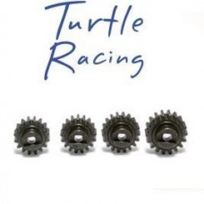 Turtle Racing HD Pinion Gears 16T-22T (TR Clutch System ONLY)