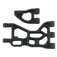 RPM Rear A-Arms for the HPI Baja 5B/5T/5SC - Black