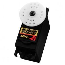 HITEC HS-5685 MH HV DIGITAL HIGH TORQUE PROGRAMMABLE w/Alloy horn & decal sheet(Brake/Thr. servo)