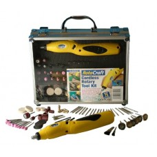 ROTACRAFT RC07 'CORDLESS' ROTARY TOOL KIT (RRP £49.99) *ON SALE £37.99